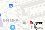 Схема проезда до компании Бирсити в Новоалтайске