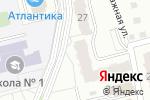 Схема проезда до компании Силуэт в Новоалтайске