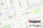Схема проезда до компании Взлет-Алтай в Новоалтайске