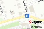 Схема проезда до компании Теремок в Новоалтайске