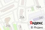 Схема проезда до компании Агентство недвижимости в Новоалтайске