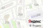 Схема проезда до компании УЮТ в Новоалтайске