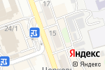 Схема проезда до компании Qiwi в Новоалтайске