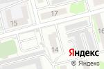 Схема проезда до компании Клевый в Новоалтайске