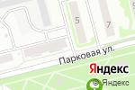 Схема проезда до компании Рыбацкий причал в Новоалтайске