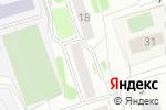 Схема проезда до компании Управление Федеральной службы государственной регистрации, кадастра и картографии по Алтайскому краю в Новоалтайске