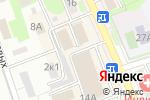 Схема проезда до компании НОВЭКС в Новоалтайске