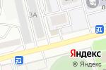 Схема проезда до компании Бочка в Новоалтайске