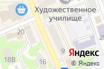 Схема проезда до компании Деньги рядом в Новоалтайске