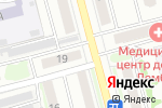 Схема проезда до компании Цветочная лавка в Новоалтайске