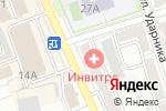 Схема проезда до компании Банкомат, Совкомбанк, ПАО в Новоалтайске