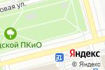 Схема проезда до компании Кристалл в Новоалтайске