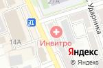 Схема проезда до компании Форне в Новоалтайске