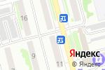 Схема проезда до компании Магазин ритуальных принадлежностей в Новоалтайске