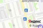 Схема проезда до компании Крендель в Новоалтайске