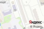 Схема проезда до компании Лэнд-2 в Новоалтайске