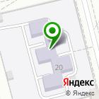 Местоположение компании Детский сад №20, Золотой ключик