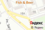Схема проезда до компании Ёрш в Новоалтайске