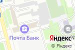 Схема проезда до компании Мировые судьи Первомайского района в Новоалтайске