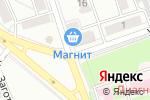 Схема проезда до компании Каприз в Новоалтайске