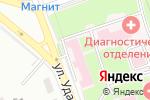 Схема проезда до компании Поликлиника №1 в Новоалтайске