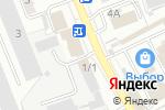 Схема проезда до компании Кредо в Новоалтайске