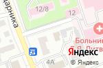 Схема проезда до компании Первомайский вестник в Новоалтайске