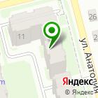 Местоположение компании СтоДорог
