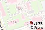 Схема проезда до компании Алтайское краевое бюро судебно-медицинской экспертизы в Новоалтайске