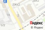 Схема проезда до компании Алтай-Ритуал в Новоалтайске