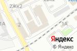 Схема проезда до компании ЭКО РЕСУРС в Новоалтайске