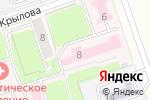 Схема проезда до компании Родильный дом в Новоалтайске
