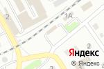 Схема проезда до компании H2O в Новоалтайске