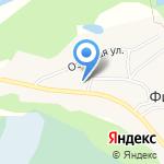 Основная общеобразовательная школа на карте Барнаула