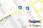 Схема проезда до компании Продовольственный магазин в Новоалтайске
