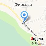 Киоск по продаже мяса на карте Барнаула