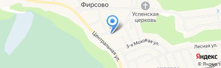 Техпромблок на карте Фирсово
