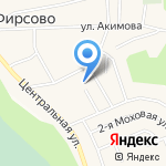 ЛС ЭКОДОМ на карте Барнаула
