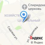 Березка на карте Барнаула