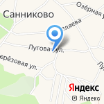 Единоборства Руси на карте Барнаула