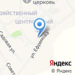 Ольга на карте Барнаула