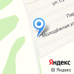 Альтаир+ на карте Барнаула