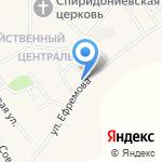 Стиль на карте Барнаула