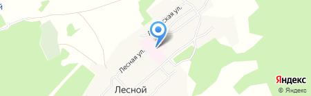 Первомайский психоневрологический интернат на карте Фирсово