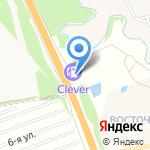 БензОйл на карте Барнаула