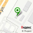 Местоположение компании ТрансСибАвто