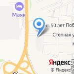 Амбарчик на карте Барнаула
