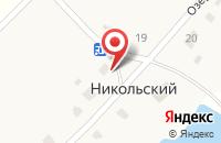 Схема проезда до компании Тогучинское РАЙПО в Горном