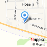 Good-Маркет на карте Барнаула