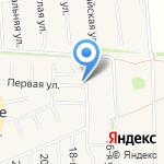 Алтай Rocks на карте Барнаула